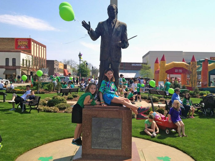 St. Patrick's Day on the Square