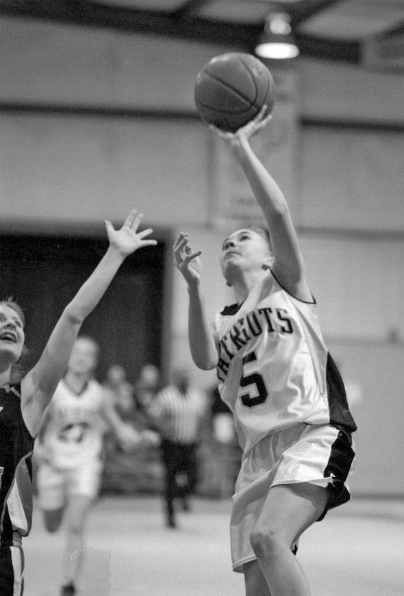 Katelyn Rearden SCISA All-Star