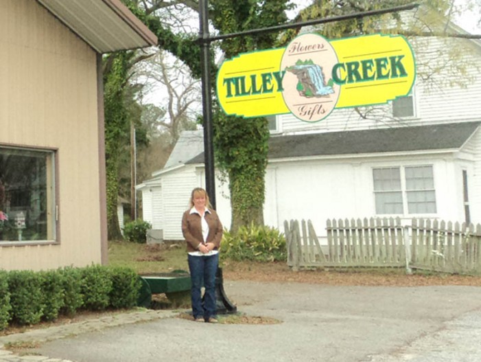Tilley Creek Flowers & Gifts Moves to Edisto Street