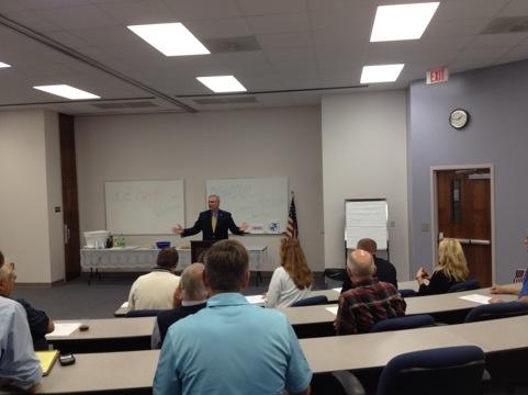 State Republican Chairman Speaks in Edgefield