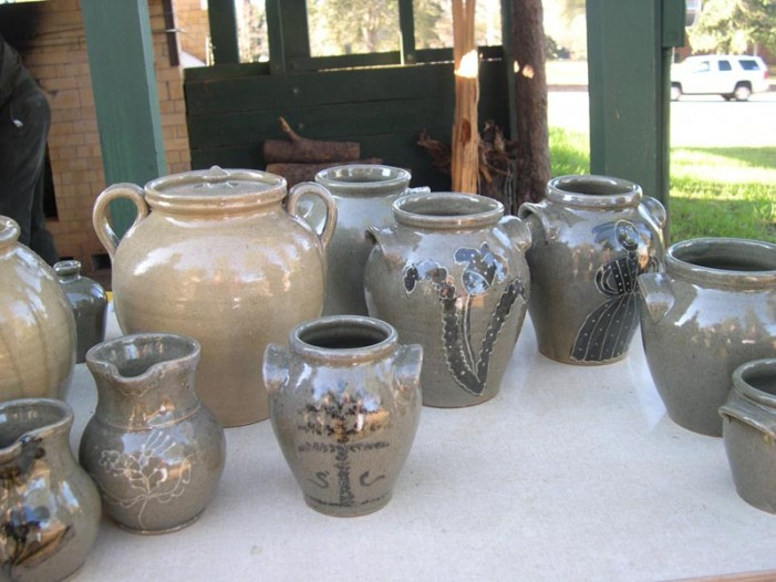 Heritage Trail Pottery Tour & Sale in Edgefield & Greenwood Counties