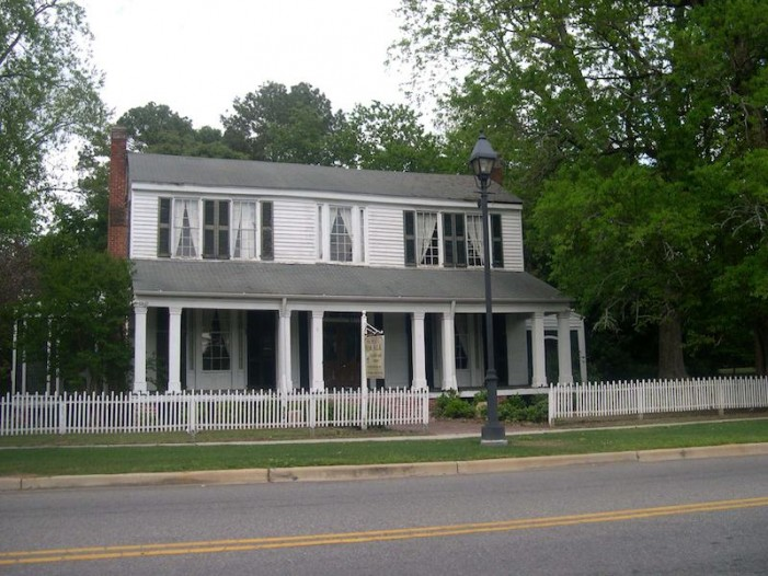 Spring Tour of Homes and Historic Sites