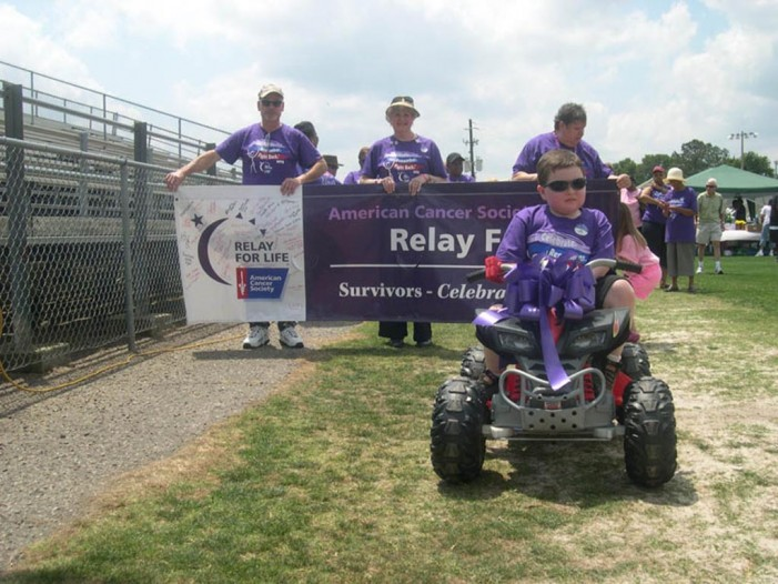 Pictures from Saturday's Relay for Life