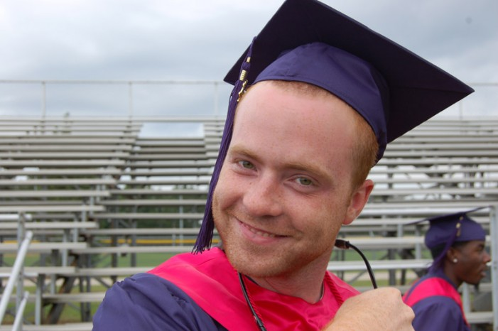 Class of 2012 Smashes Record for College Scholarships