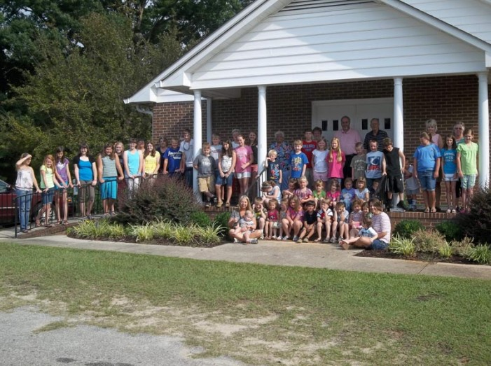 Red Hill Baptist Vacation Bible School
