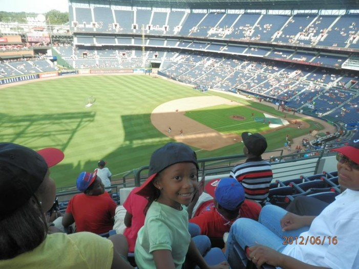 Atlanta Braves Treat Youth