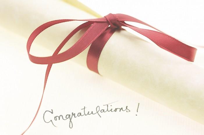 PTC Honors Graduates