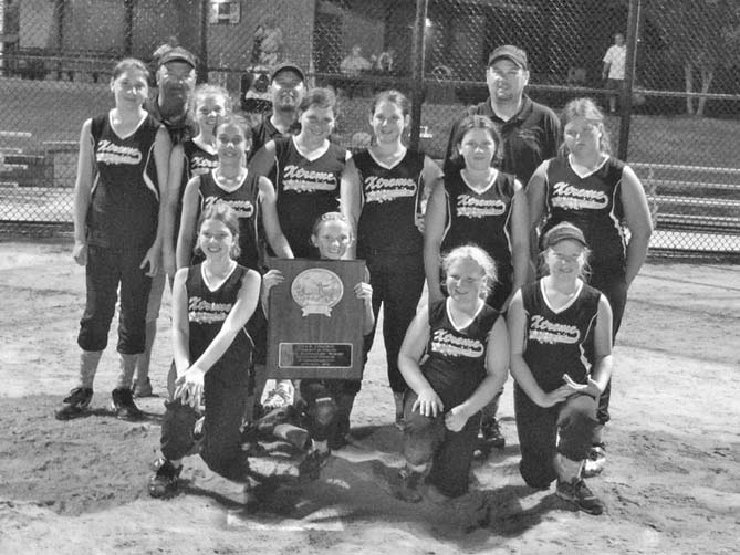Edgefield Xtreme Follows Up Second Place With USSSA Championship