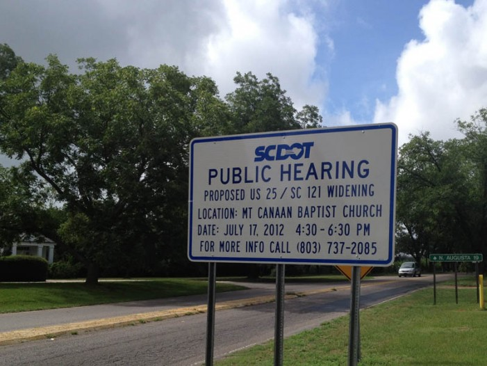 Public Hearing for Proposed Improvements to US 25