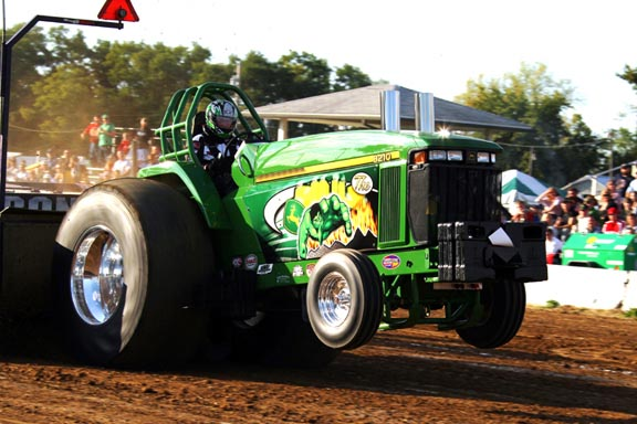 35th Annual Truck and Tractor Pull