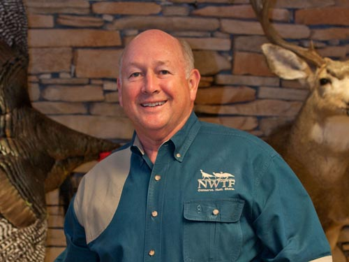 NWTF CEO Reappointed to Federal Advisory Council