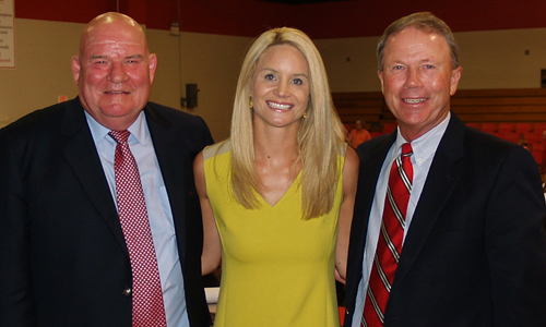 Katey Satcher Felts Inducted into Newberry Athletics Hall of Fame
