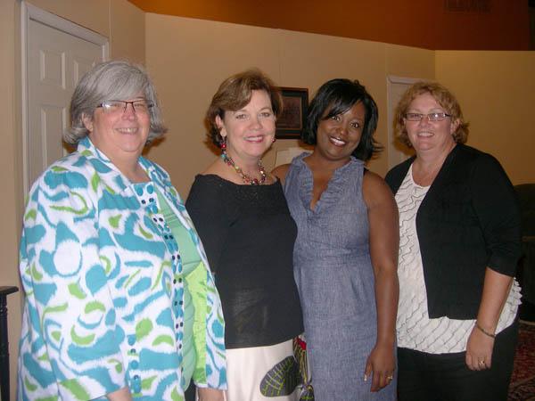 Herlong Assists Hats-Off to Sisterhood