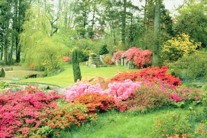 Edgefield Meets with Great Gardens of America Alliance