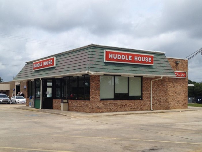 Huddle House –Not So Gone After All