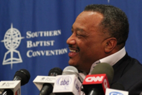 Southern Baptist Convention Makes History Again