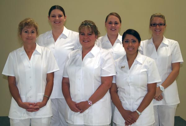 Area Associate Degree Nursing Students Honored