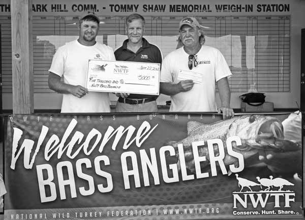 Saluda, Batesburg-Leesville Fishermen Win $5,000 Prize