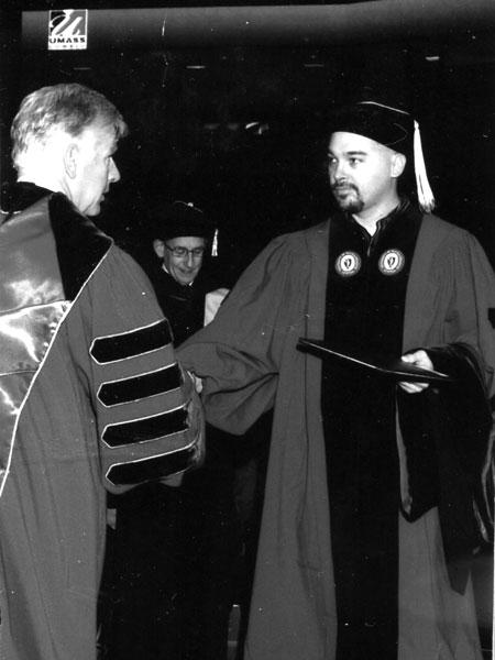 Wardlaw Alumnus Earns Ph.D.