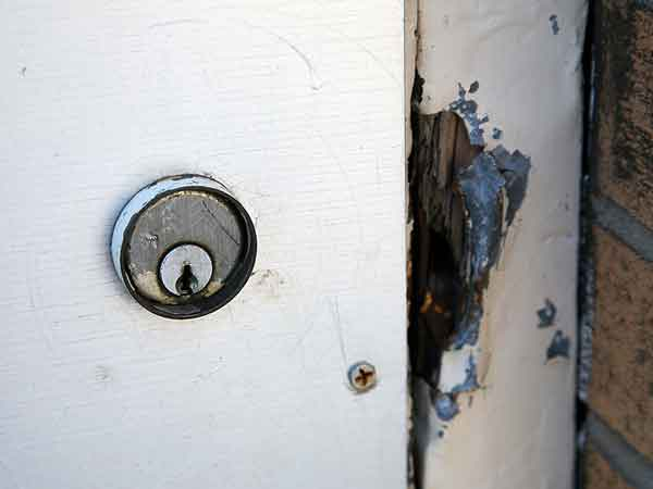 Westside Home Ransacked – Several Items Stolen