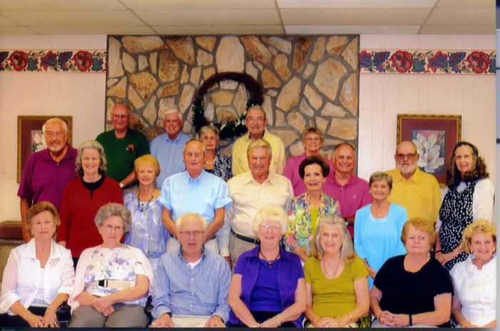 Edgefield High School, Class of 1957, 55th Reunion