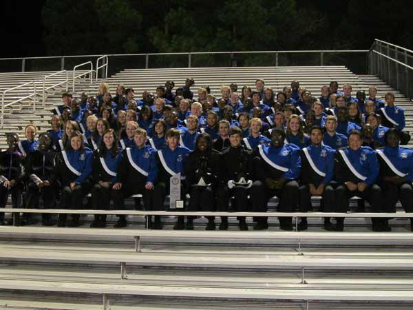 STHS Band Takes Lower State Championship