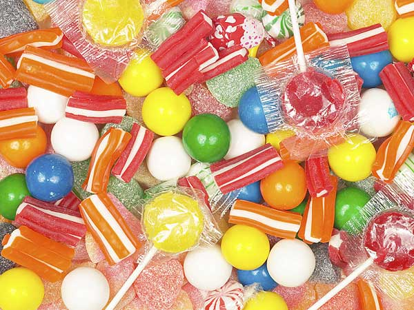 Trenton Flyers Annual Candy Drop