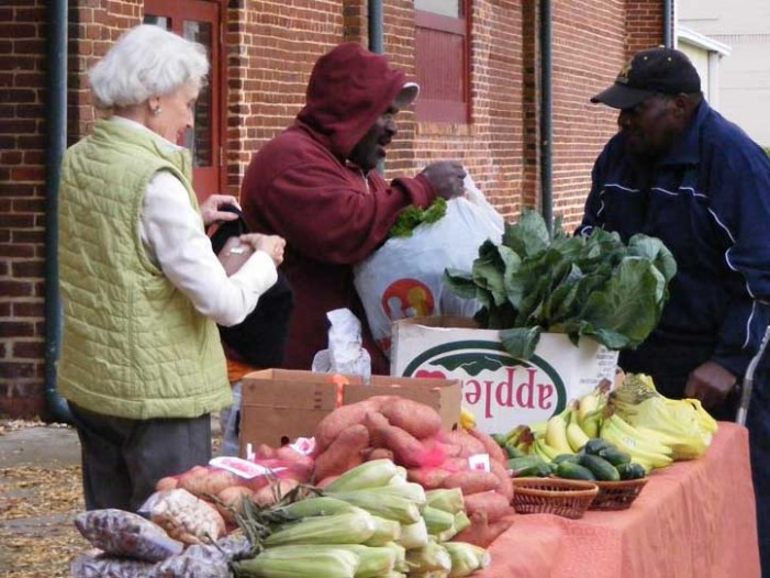 Johnston Farmers & Artist's Market Every Thursday