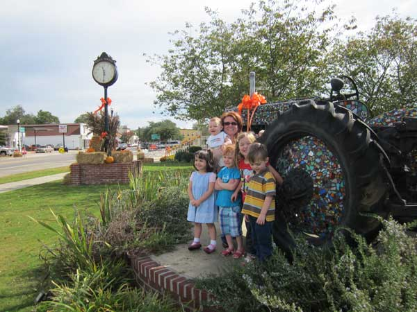 31st Ridge Spring Harvest Festival Oct. 25 – 27