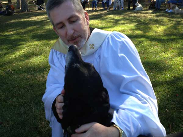 12th Annual Blessing of the Animals Gallery