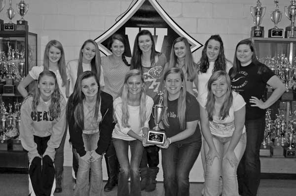 Wardlaw Volleyball Team Wins 6th Consecutive Region Title