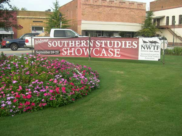 Southern Studies Showcase Welcomed Many to Edgefield
