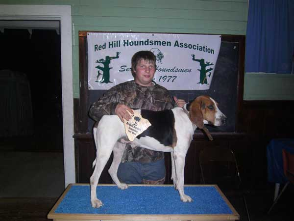 Red Hill Houndsmen Host Annual Youth Day