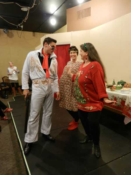 Lots of Laughs in the Upcoming Christmas Play