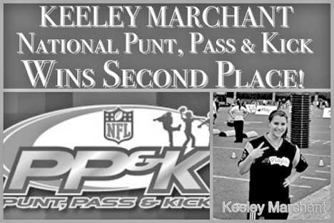 Local 8th Grader Places 2nd in National PP&K