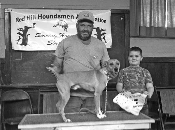 Red Hill Houndsmen Host Squirrel Hunt Championship