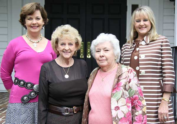 Edgefield County Women Attend State Conference