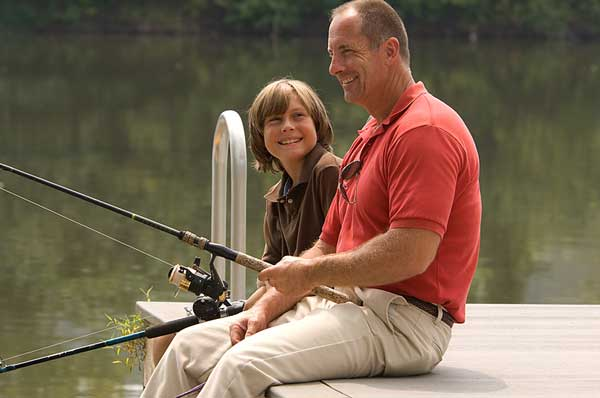Register Now for Family Fishing Clinics