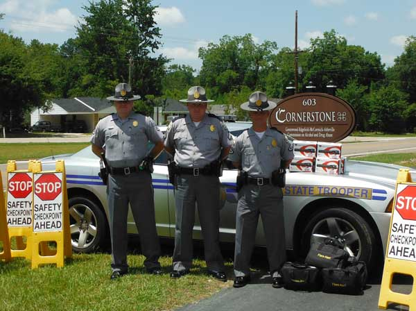 DUI Crash Coalition Donates Equipment to Highway Patrol