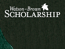 Watson-Brown Foundation to Award 200 New College Scholarships