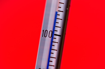 New State Temperature Record Set in 2012