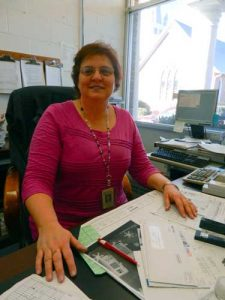Nancy Snellings, Edgefield Postmaster