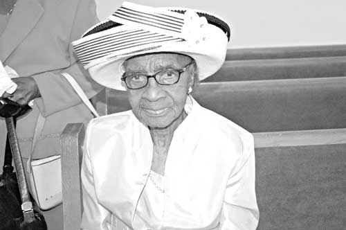 Repost: In Her 110th Year – A Mother is Praised