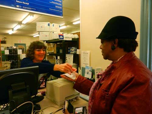 Trenton Has New Postmaster