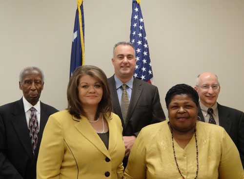 County Council Members Sworn Into Office