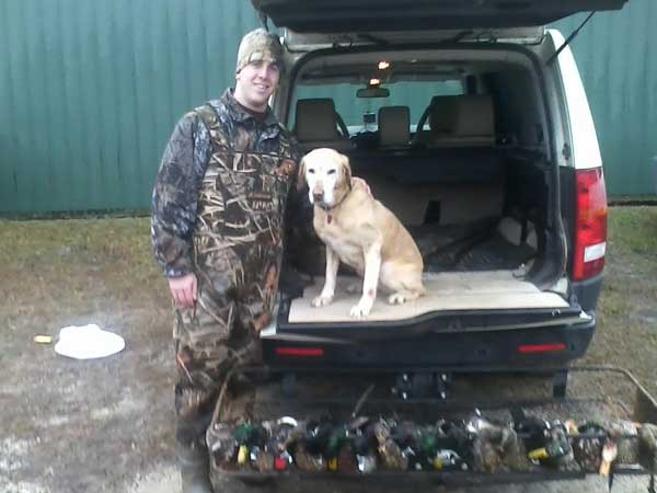 Duck Hunting Expedition in State