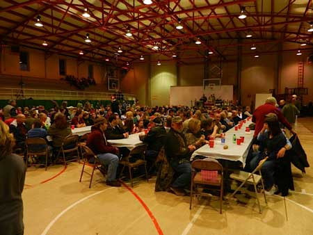 11th Annual Wild Game Supper Hosted by Edgefield Baptist Association
