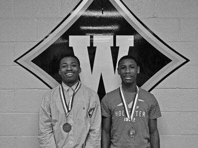 Wardlaw's Woodward and Malik Named to All–Region Team