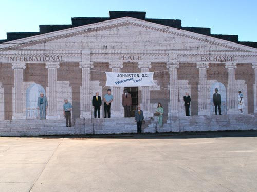 Applications Sought for Johnston Mural Addition