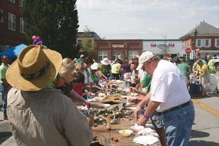 Oyster Roast & Chili Cook-Off Deadline Approches